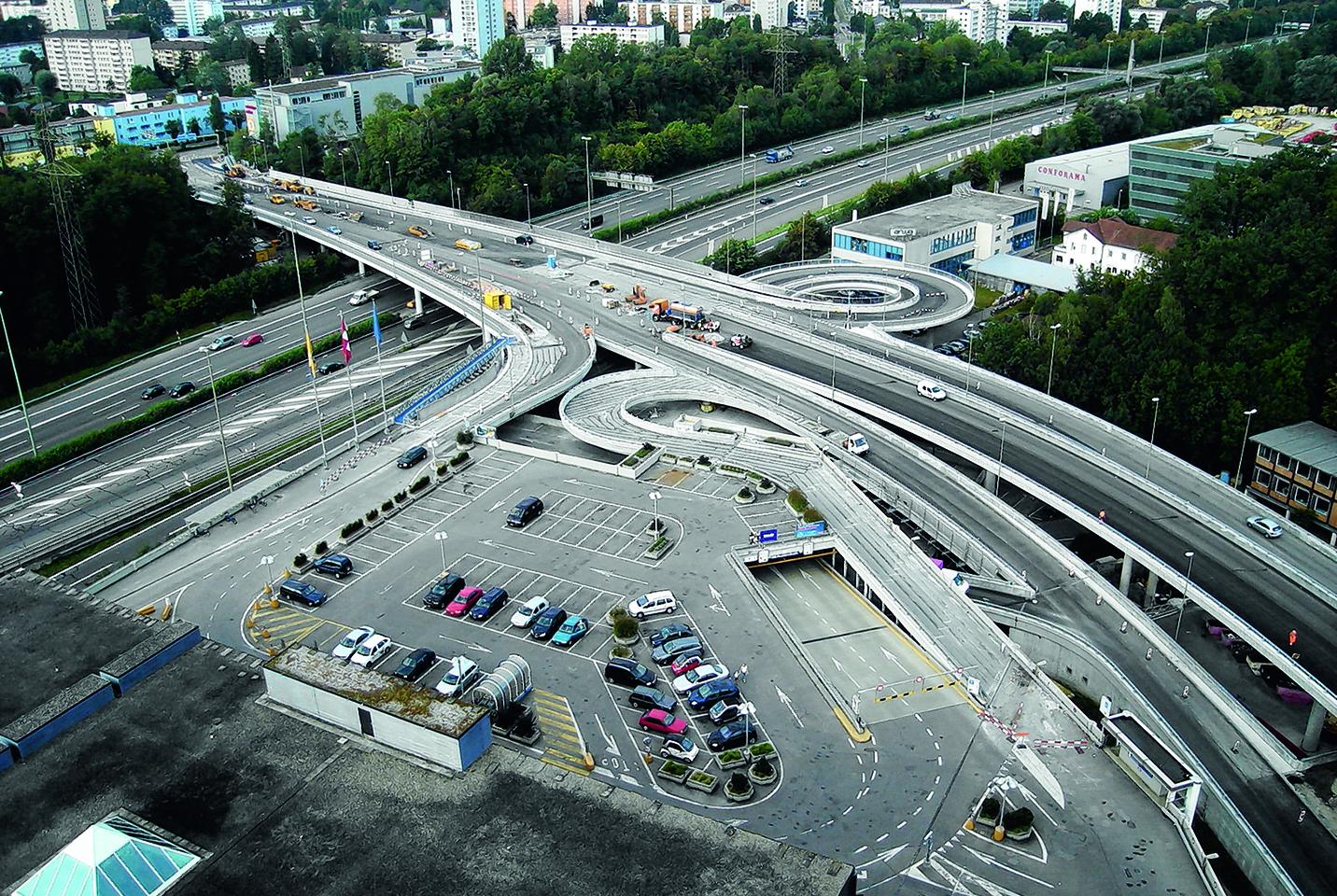 Ingenieur-Bau Glatt-Tower